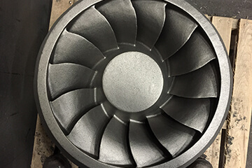 Fisher Cast Steel - Stainless and Carbon Steel Castings